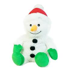 Warmies Plush Snowman