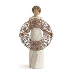 Welcome Here Willow Tree Figurine