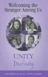 Welcoming the Stranger Among Us - Unity in Diversity (Paperback)