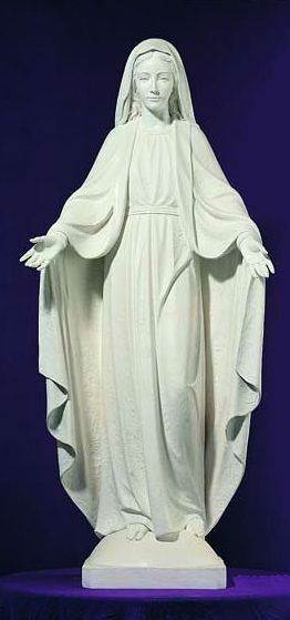 Welcominig Virgin Statue - DM64015