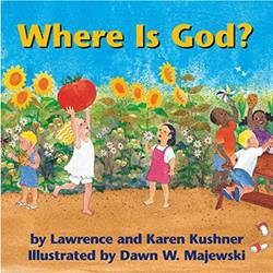 Where Is God? Board Book by Joni Oeltjenbruns