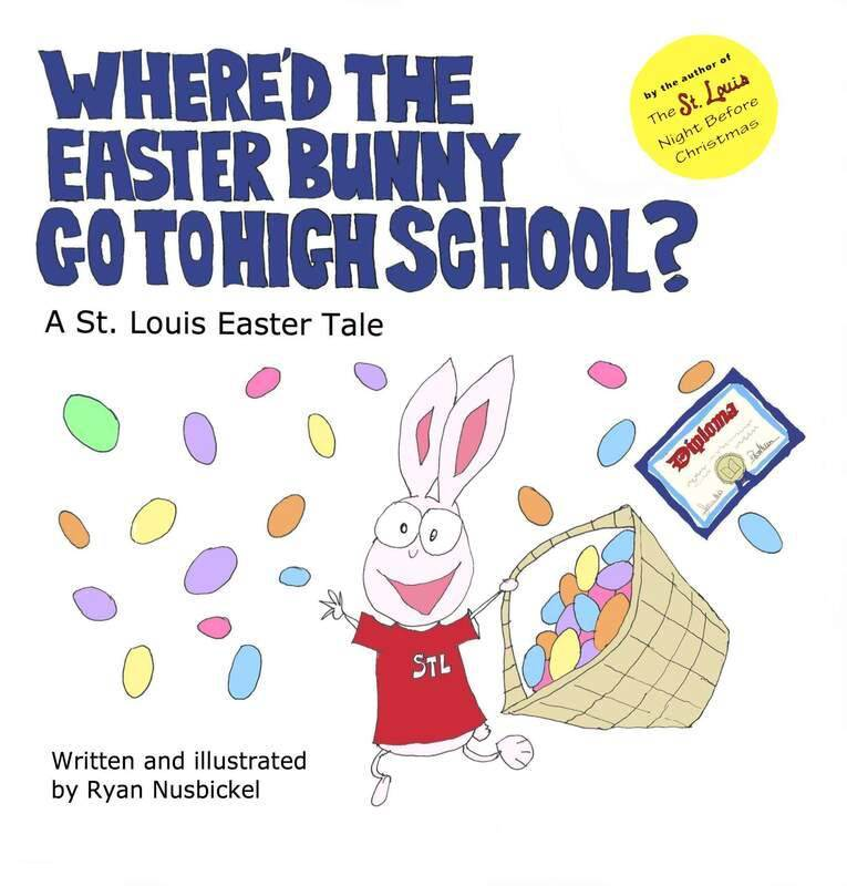 Where'd the Easter Bunny Go To High School?