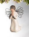 Angel of Prayer Willow Tree Ornament
