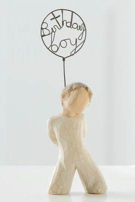 Willow Tree Birthday Boy Figure