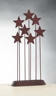Willow Tree  Metal Star Nativity Backdrop