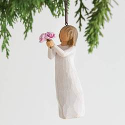Willow Tree Thank You Ornament