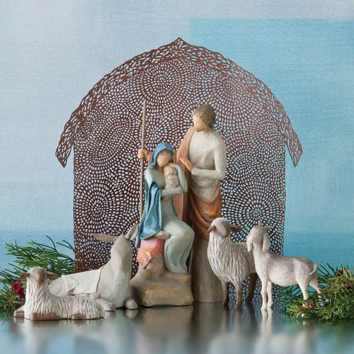 Willow Tree 'The Holy Family' 7.5""
