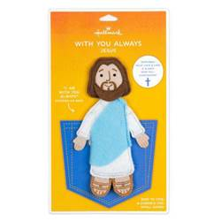 With You Always Mini Jesus