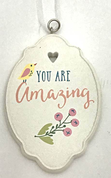 You Are Amazing Ornament