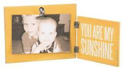 *WHILE SUPPLIES LAST*You Are My Sunshine Picture Holder wood frame, photo holder, picture holder, baby gift, baby frame, kid gift, 27130