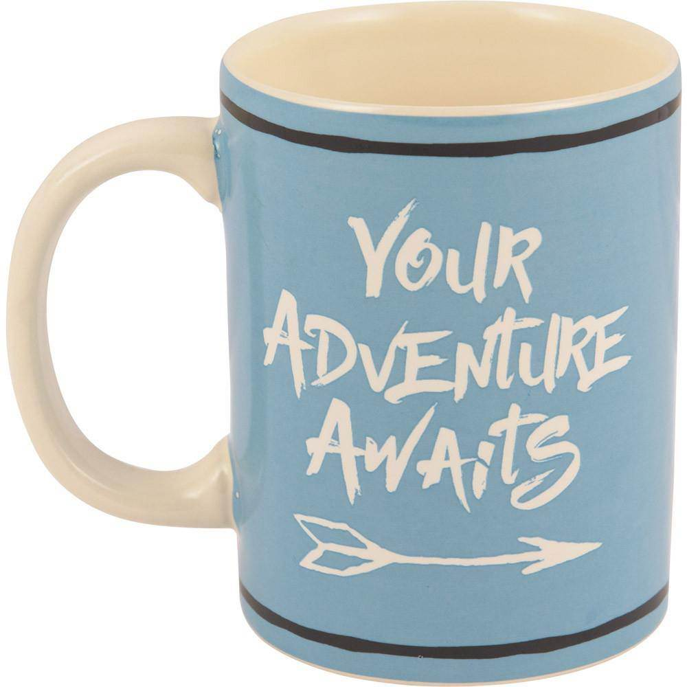 Your Adventure Awaites Mug