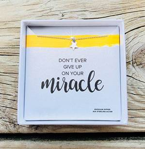 Your Miracle Necklace Sterling Silver