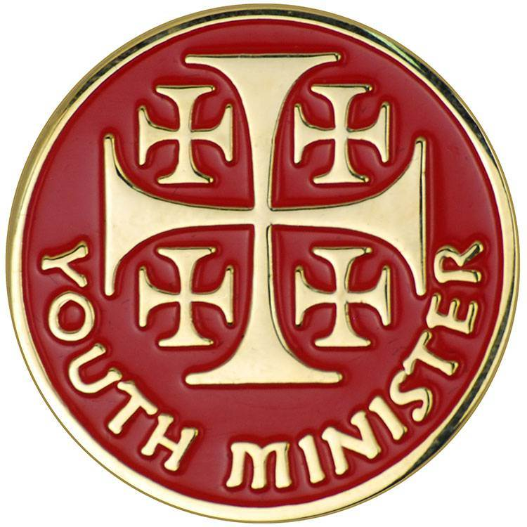Youth Ministry Lapel Pin