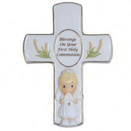 Precious Moments 'Blessings on Your First Holy Communion' Cross