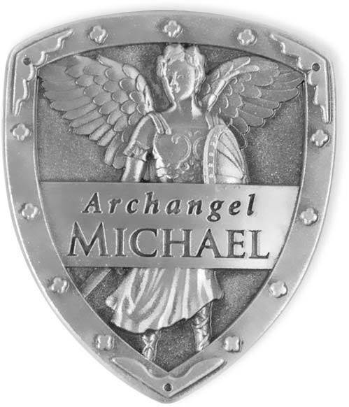 St. Michael Shield Pocket Token