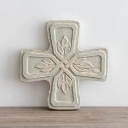 Unending Love Wooden Cross