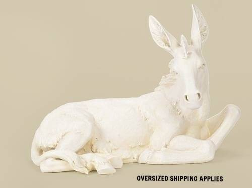 "39"" Scale Nativity Donkey"