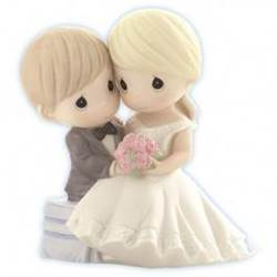 Precious Moments To Have and To Hold Forevermore precious moments,wedding,anniversary, girl, , porcelain figure, statue, gift,830023