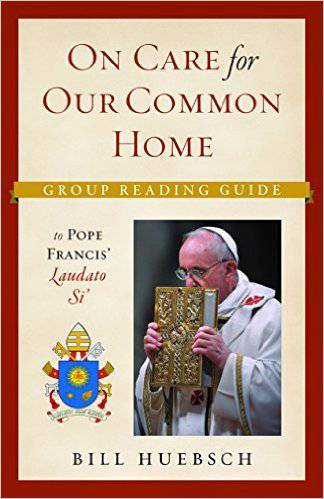 On the Care for the Common Home: Group Reading Guide to Laudato Si On the Care for the Common Home: Group Reading Guide to Laudato Si, pope environment, papal environment, pope francis, papa francis, environmental book