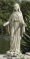 "Our Lady of Grace 24"" Statue"