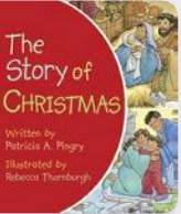The Story of Christmas Board Book