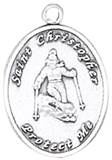 St. Christopher Sports Medals-Skiing (Women)
