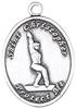 St. Christopher Sports Medals-Gymnastics