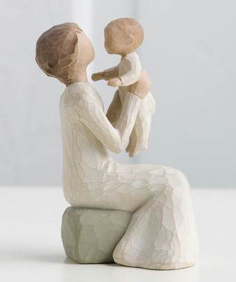 Willow Tree Grandmother Figure