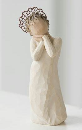Willow Tree Angel Love Figure