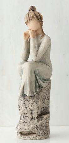 Willow Tree Patience Figurine