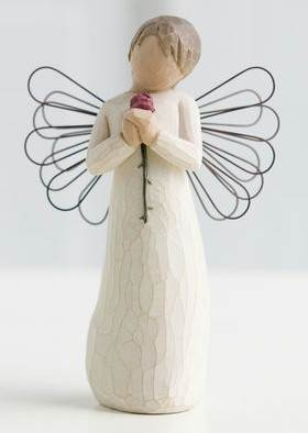 Willow Tree Loving Angel Figure