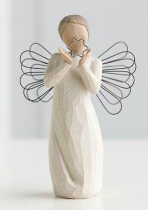 Willow Tree Bright Star Figure