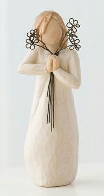 Willow Tree Friendship Figure