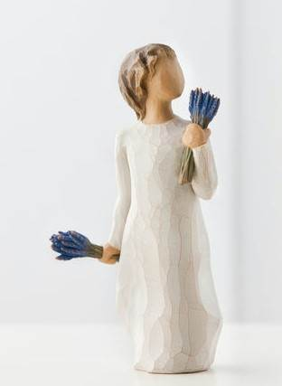 Willow Tree Lavender GraceFigure