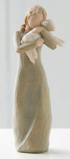 Willow Tree Peace On Earth Figure