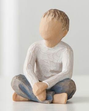 Willow Tree Imaginative Child Figure