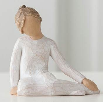 Willow Tree Thoughtful Child Figure