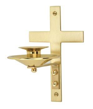 K183 Dedication Wall Candle Holder K183 Dedication Wall Candle Holder