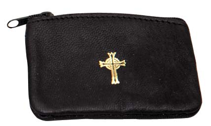 K3007 Zipper Rosary or Pyx Case