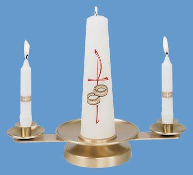 K322 Wedding Candelabra