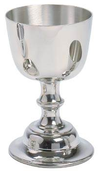 K366 Pewter Chalice