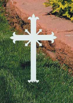 K4157 Miniature Memorial Cross