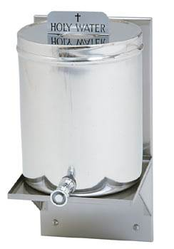 K442 Holy Water Receptacle K442 Holy Water Receptacle, holy water tank