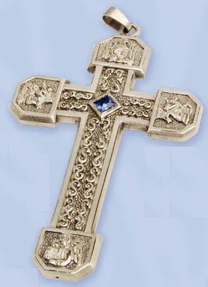 K898 Pectoral Cross