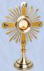 K984 Monstrance K984 Monstrance, monstrance, ostensorium, luna, thabor, exposition, host, chapel monstrance
