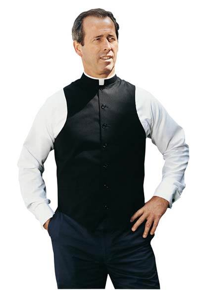 RJ Toomey Clergy Vest RJ Toomey Clergy Vest,clergy shirt, clergy apparel, church goods, church apparel