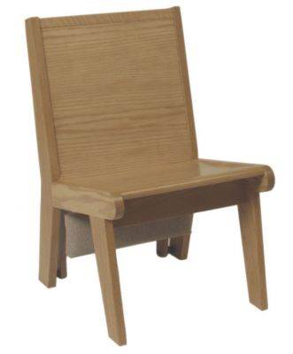 60DW Wood Chair
