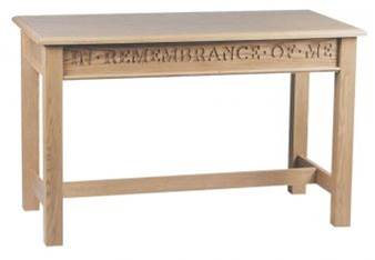 469 Communion Table