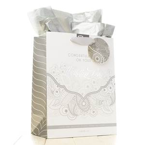 Wedding Day Medium Gift Bag