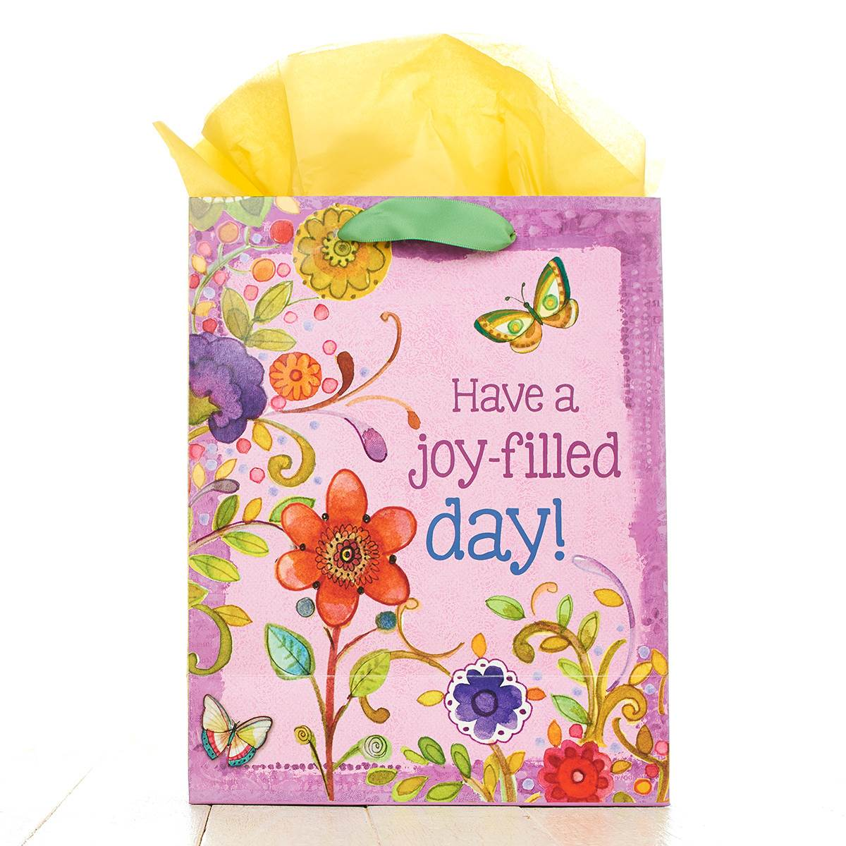 Be Blessed Medium Gift Bag GBA140, gift bag, medium bag, special occasion bag, stationary